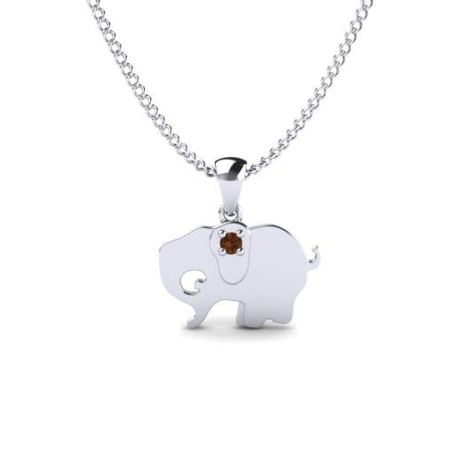 GLAMIRA Pandantiv Elephant