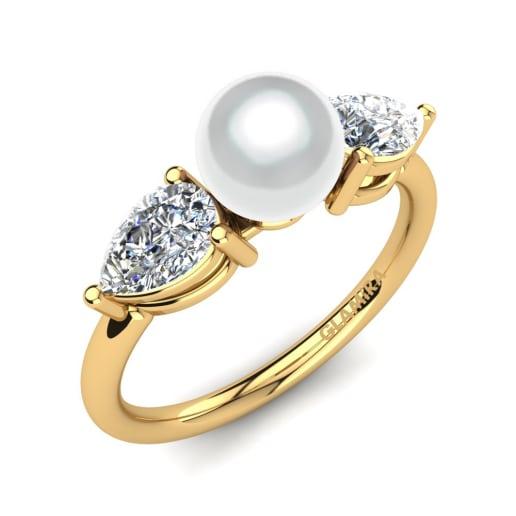 GLAMIRA Ring Laketria 6 mm