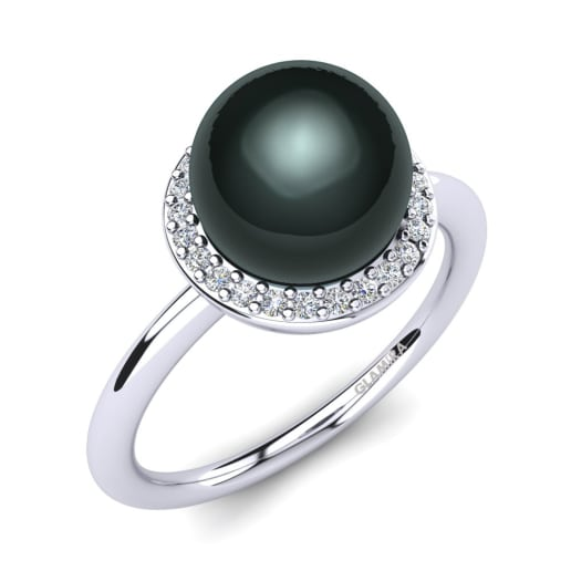 GLAMIRA Ring Louberta 8 mm