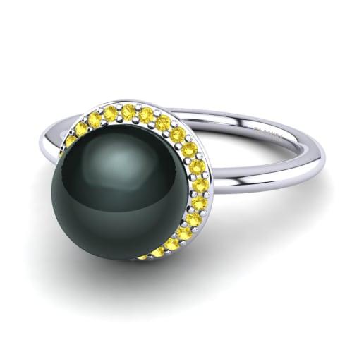 GLAMIRA Ring Louberta 8 mm