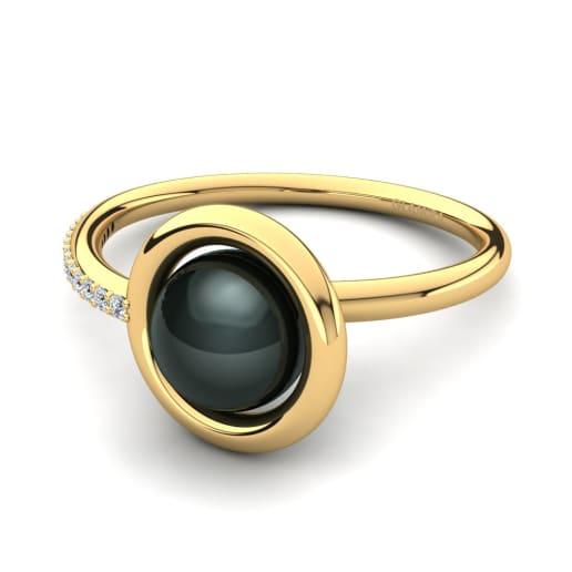GLAMIRA Prsten Puteoli 6 mm