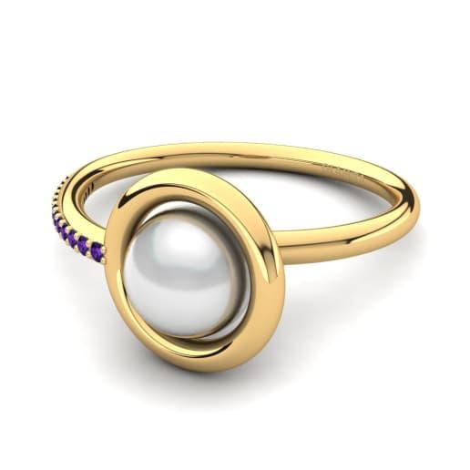 GLAMIRA Žiedas Puteoli 6 mm
