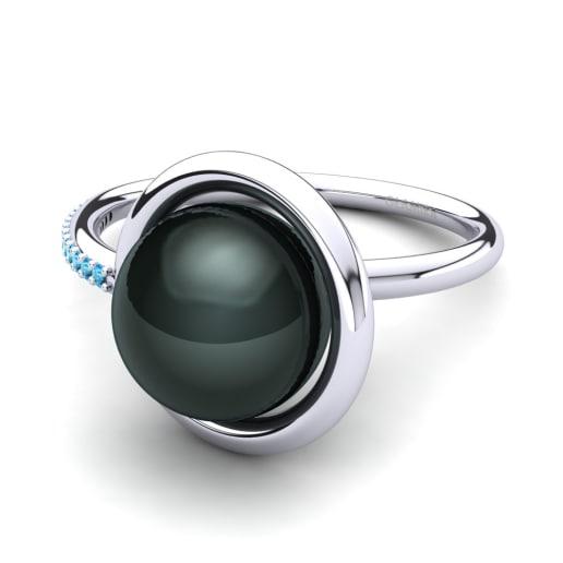 GLAMIRA Žiedas Puteoli 8 mm