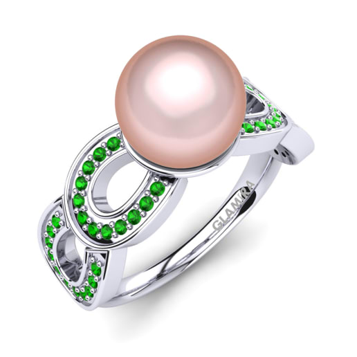 GLAMIRA Ring Karlandra 8 mm