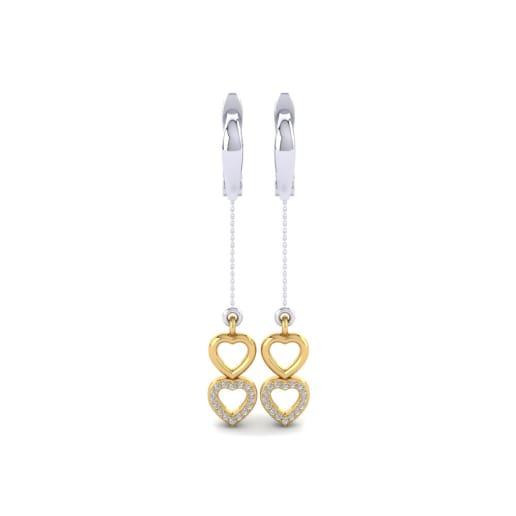 GLAMIRA Earring Pouya