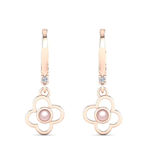GLAMIRA Earring Lacorya 4mm