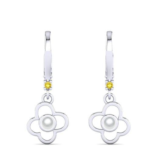 GLAMIRA Earring Lacorya Ø4 mm