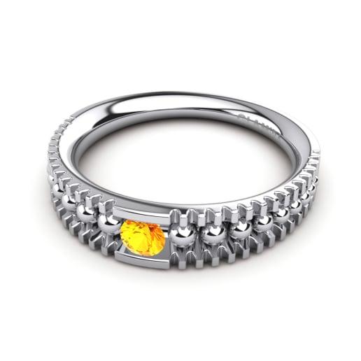 GLAMIRA Žiedas Rasia