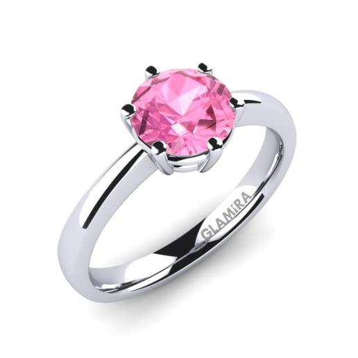 Kaufen Sie Pink Turmalin Verlobungsringe Glamira De