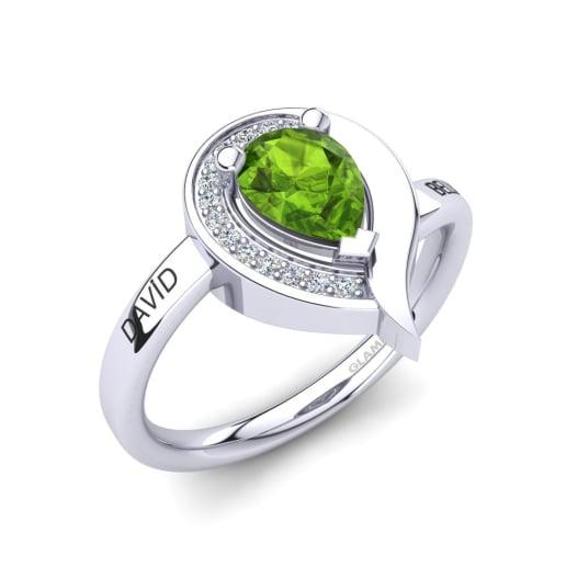 GLAMIRA Žiedas Nelsania
