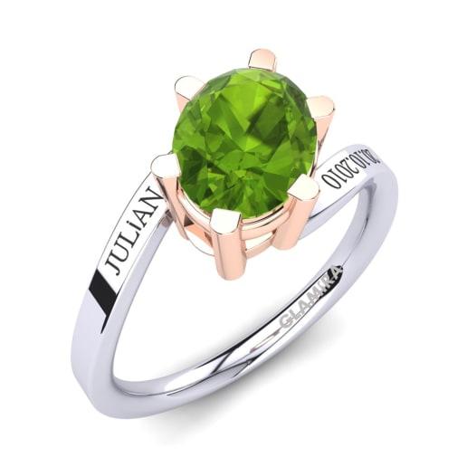 GLAMIRA Žiedas Urwine