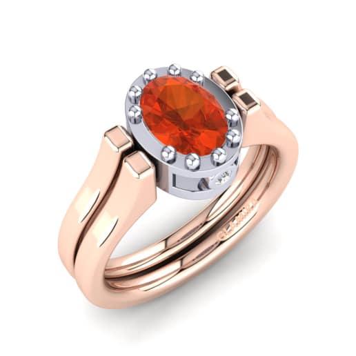 GLAMIRA Ring Rudolfia