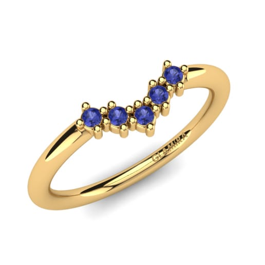 GLAMIRA Knuckle Ring Sotiria