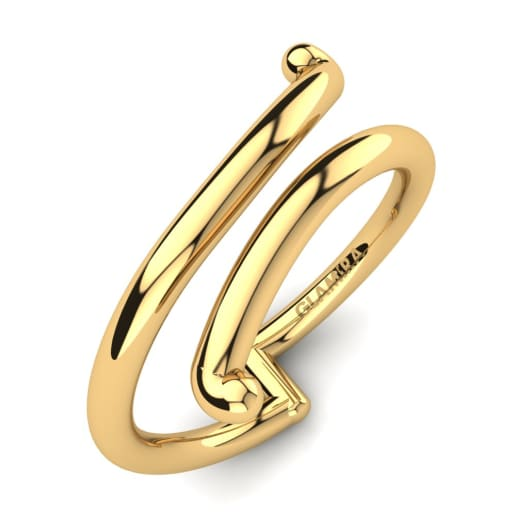 GLAMIRA Knuckle Ring Tertia