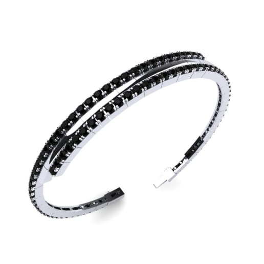 GLAMIRA Bangle Silvies