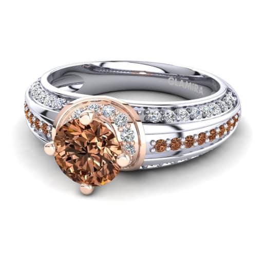 GLAMIRA Ring Voileta