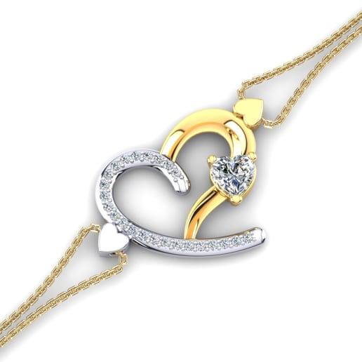 GLAMIRA Bracelet Ladan