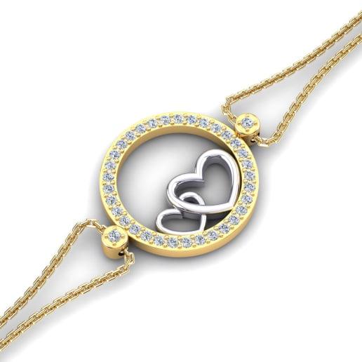 GLAMIRA Bracelet Talu