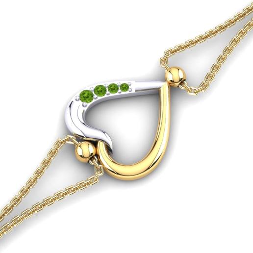 GLAMIRA Armband Tanel