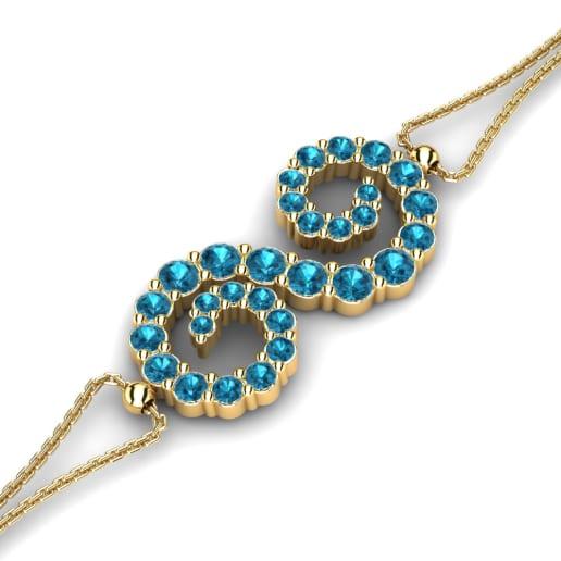 GLAMIRA Bracelet Thistle