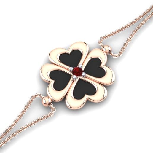 GLAMIRA Bracelet Waterlily