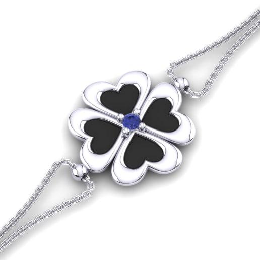 GLAMIRA Armband Waterlily