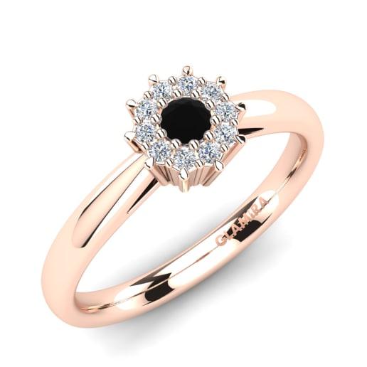 f878b0ca558f16 Kup Czarny diament - Diamentowe Pierścionki   GLAMIRA.pl
