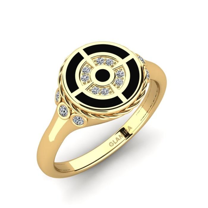 GLAMIRA Ring Bergmite