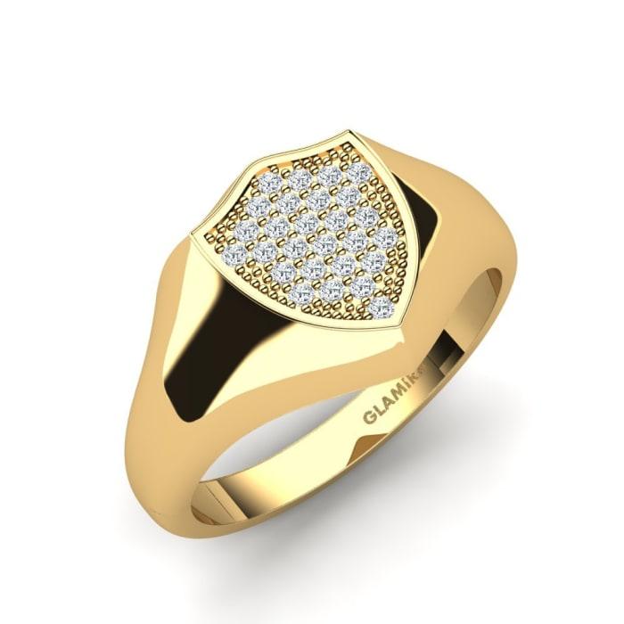 GLAMIRA Ring Carleton
