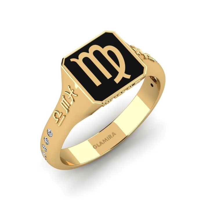 GLAMIRA Ring Caterpie - Virgo