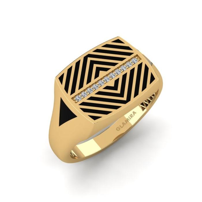 GLAMIRA Ring Melmetal