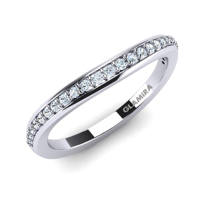 GLAMIRA Bridal Set Soft Life Ring B