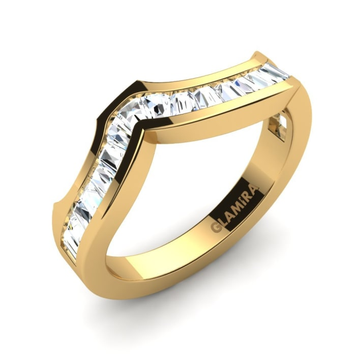 GLAMIRA Bruids Set Grande Ring B