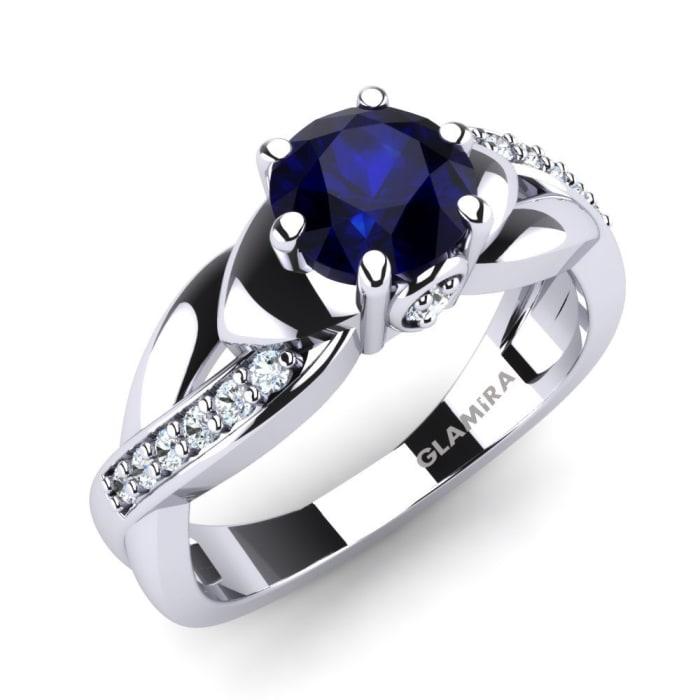 GLAMIRA Bridal Set Puffin Ring A
