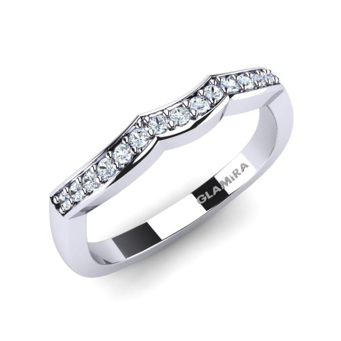 GLAMIRA Bridal Set Puffin Ring B