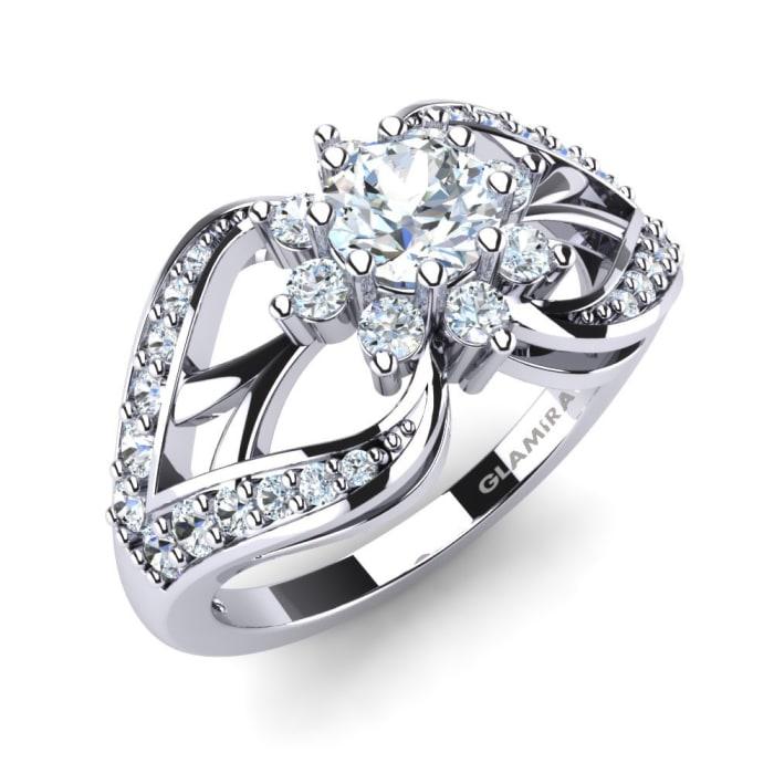 GLAMIRA Set per Sposa Sumptuous Anello A