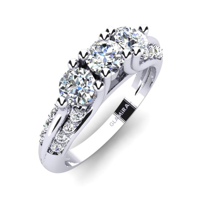 GLAMIRA Nuotakos Rinkinys Elegance-Ring A
