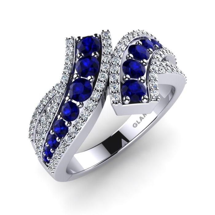 GLAMIRA Diamonds Ring Freya