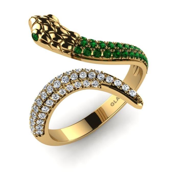 GLAMIRA Diamonds Ring Esme
