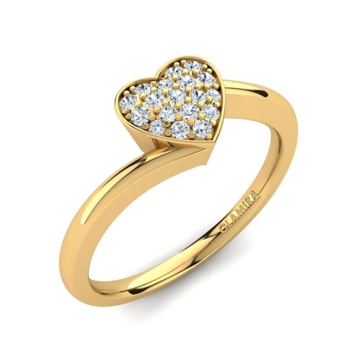 GLAMIRA Diamonds Ring Zoe