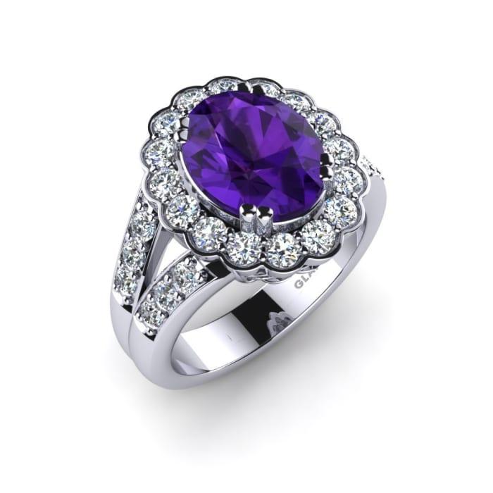 GLAMIRA Diamonds Ring Esther
