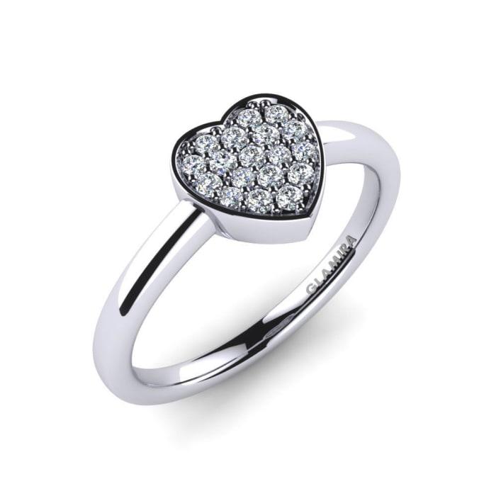 GLAMIRA Diamonds Ring Cara
