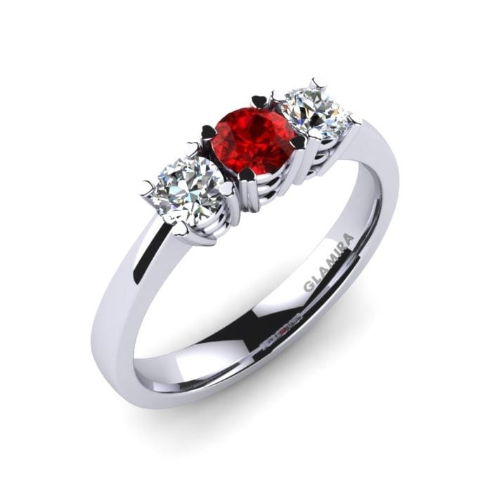 GLAMIRA Diamonds Ring Amy