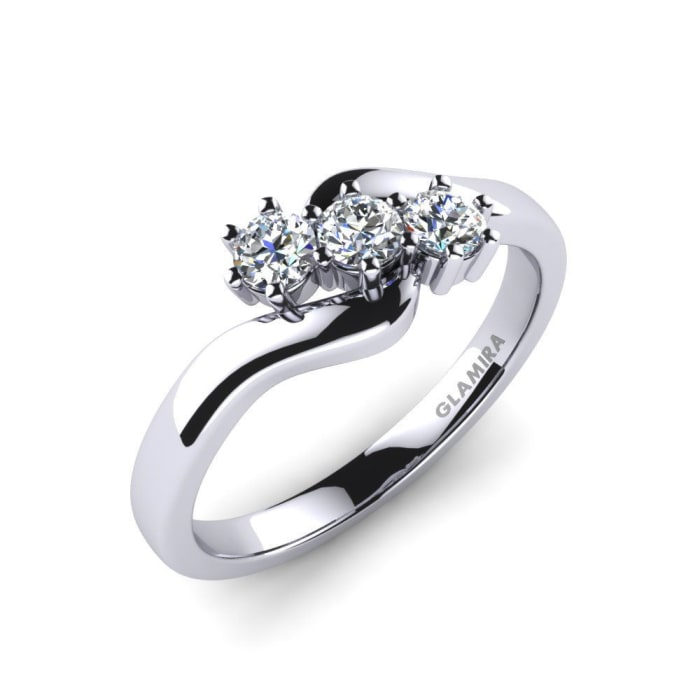GLAMIRA Diamonds Ring Ivy