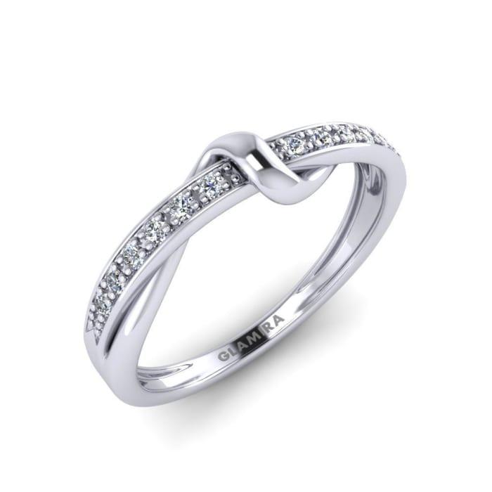 GLAMIRA Diamonds Ring Brooke