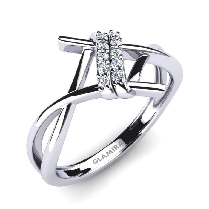 GLAMIRA Diamonds Ring Hazel