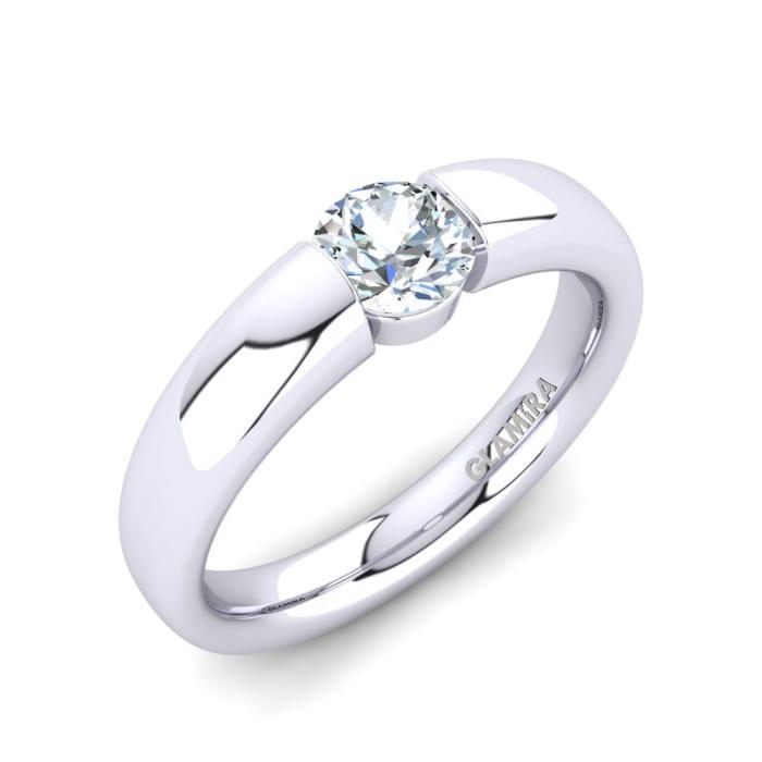 GLAMIRA Ring Alexis 0.5crt