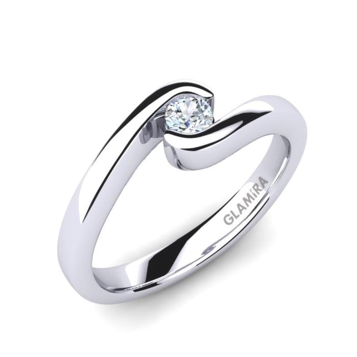 GLAMIRA Ring Bridal Luxuy 0.1crt