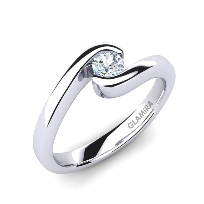 GLAMIRA Ring Bridal Luxuy 0.16crt