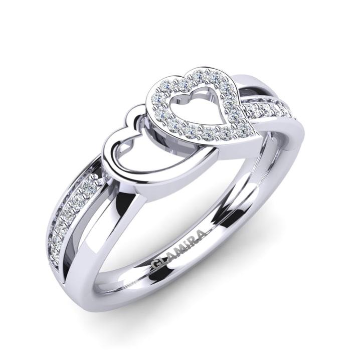 GLAMIRA Ring Verde